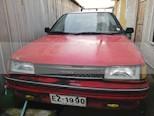 Foto venta Auto usado Toyota Corolla 1.3 Tercel  (1989) color Rojo precio $750.000