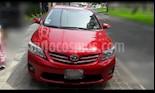 Foto venta Auto usado Toyota Corolla  1.6 GLI Aut (2013) color Rojo precio u$s12,500