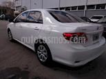 Foto venta Auto usado Toyota Corolla 1.6 XLi (2013) color Blanco precio $420.000