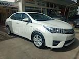Foto venta Auto Usado Toyota Corolla 1.8 XEi CVT (2017) color Blanco