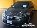 Foto venta Auto usado Toyota Corolla 1.8 XEi CVT (2015) color Gris Oscuro precio $555.000