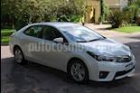 Foto venta Auto usado Toyota Corolla 1.8 XEi CVT color Blanco