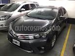 Foto venta Auto usado Toyota Corolla 1.8 XEi CVT (2015) color Gris Oscuro precio $709.000