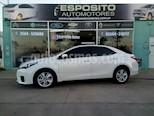 Foto venta Auto usado Toyota Corolla 1.8 XEi CVT color Blanco precio $550.000
