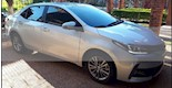 Foto venta Auto usado Toyota Corolla 1.8 XEi Pack Aut 2016-2017 (2018) color Gris Plata  precio $850.000
