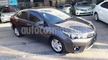 Foto venta Auto usado Toyota Corolla 1.8 XEi Pack CVT (2017) color Gris Oscuro precio $755.000