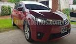 Foto venta Auto usado Toyota Corolla 1.8 XEi Pack CVT (2015) color Bordo