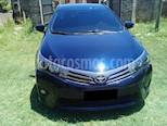 Foto venta Auto usado Toyota Corolla 1.8 XEi Pack CVT (2016) color Azul precio $610.000