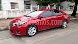 Foto venta Auto usado Toyota Corolla 1.8 XEi Pack color Rojo