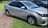 Foto venta Auto usado Toyota Corolla 1.8 XEi (2015) color Gris Plata  precio $488.000