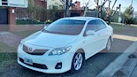 Foto venta Auto usado Toyota Corolla 1.8 XEi (2013) color Blanco precio $350.000