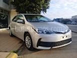 Foto venta Auto usado Toyota Corolla 1.8 XLi CVT (2019) color Gris Claro precio $980.000