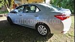 Foto venta Auto usado Toyota Corolla 1.8 XLi CVT (2016) color Gris Plata  precio $590.000