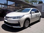 Foto venta Auto Usado Toyota Corolla 1.8 XLi CVT (2017) color Blanco precio $579.000