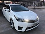 Foto venta Auto usado Toyota Corolla 1.8 XLi CVT (2015) color Blanco precio $615.000