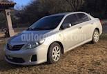 Foto venta Auto usado Toyota Corolla 1.8 XLi (2012) color Plata precio $340.000