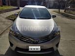 Foto venta Auto usado Toyota Corolla 1.8 XLi (2015) color Gris Oscuro precio $540.000