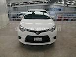 Foto venta Auto usado Toyota Corolla 4p Base L4/1.8 Aut (2016) color Blanco precio $225,000