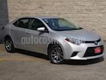 Foto venta Auto usado Toyota Corolla 4p Base L4/1.8 Man (2016) color Plata precio $195,000