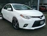Foto venta Auto usado Toyota Corolla 4p LE L4/1.8 Aut (2016) color Blanco precio $222,000