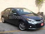 Foto venta Auto usado Toyota Corolla 4p S L4/1.8 Aut (2015) color Gris precio $220,000