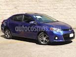 Foto venta Auto usado Toyota Corolla 4p S Plus L4/1.8 Aut (2016) color Azul precio $230,000
