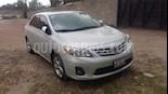 Foto venta Auto usado Toyota Corolla 4p XLE L4/1.8 Aut Q/C (2013) color Blanco precio $170,000