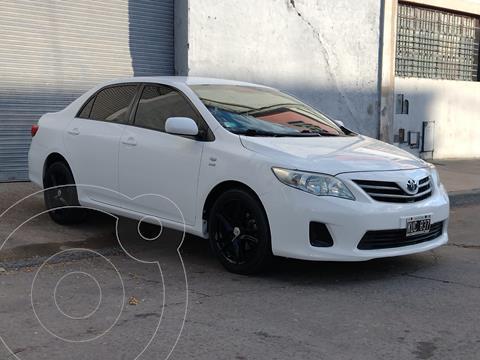 Toyota Corolla 1.8 XLi usado (2012) color Blanco precio u$s6.800