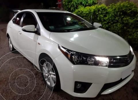 Toyota Corolla 1.8 XEi Pack Aut 2016-2017 usado (2016) color Blanco precio $2.180.000