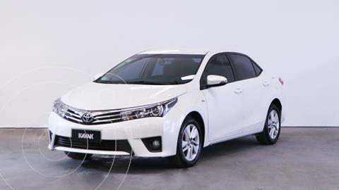 Toyota Corolla 1.8 XEi CVT usado (2016) color Blanco precio $2.110.000