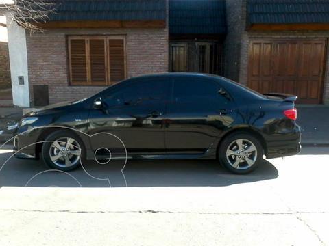 Toyota Corolla XRS usado (2013) color Negro precio $1.250.000