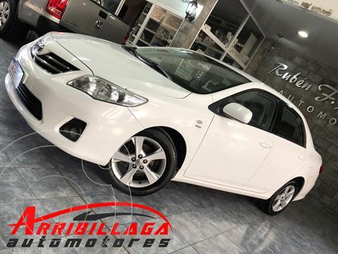 Toyota Corolla 1.8 XEi usado (2013) color Blanco precio $1.100.000