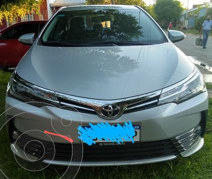 Toyota Corolla 1.8 XEi usado (2019) color Gris Plata  precio $2.000.000