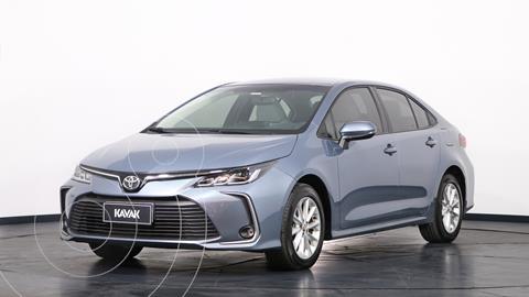 Toyota Corolla 2.0 XL-I usado (2021) color Azul Gris precio $3.050.000