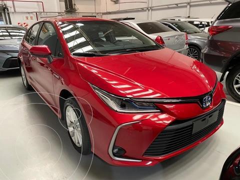 Toyota Corolla 1.8 XEi CVT nuevo color Rojo precio $2.281.100