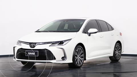 Toyota Corolla 2.0 SE-G CVT usado (2020) color Blanco precio $3.860.000