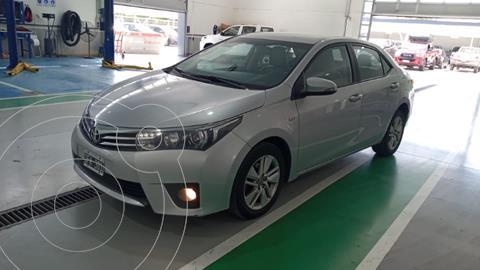 Toyota Corolla 1.8 XEi Pack Aut usado (2014) color Gris Claro precio $1.660.000