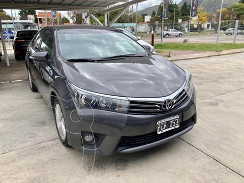 Toyota Corolla 1.8 XEi CVT usado (2015) color Gris Oscuro precio $1.940.000
