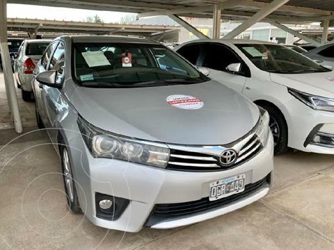 Toyota Corolla 1.8 XEi usado (2014) color Blanco precio $1.670.000