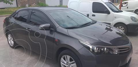 Toyota Corolla 1.8 XEi Pack Aut usado (2016) color Gris Claro precio $1.600.000
