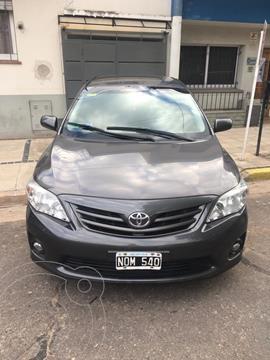 Toyota Corolla 1.8 XEi Aut usado (2014) color Gris Oscuro precio $1.350.000