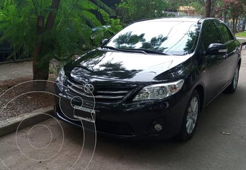 Toyota Corolla 1.8 SE-G usado (2011) color Negro precio $1.200.000