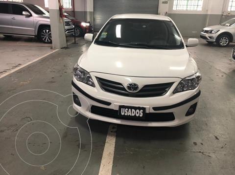 Toyota Corolla Xli 1.8 M/t usado (2013) color Blanco precio $980.000