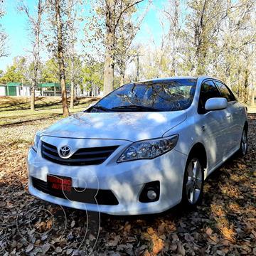 Toyota Corolla 1.8 XEi usado (2013) color Blanco precio $1.450.000