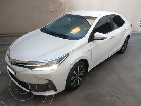 Toyota Corolla 1.8 SE-G CVT usado (2017) color Blanco precio u$s12.990