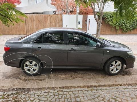 Toyota Corolla 1.8 XEi usado (2010) color Gris Oscuro precio $890.000