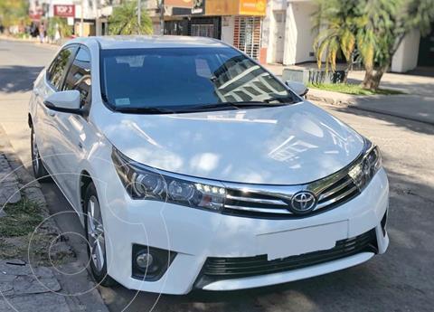 Toyota Corolla 1.8 XEi CVT usado (2016) color Blanco precio $1.950.000