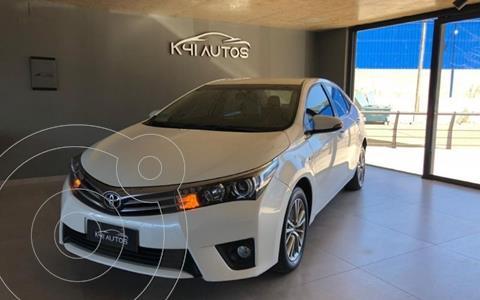 Toyota Corolla 1.8 SE-G CVT usado (2016) color Blanco precio $1.750.000