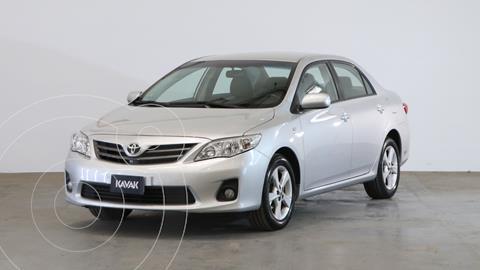 Toyota Corolla 1.8 XEi Aut usado (2013) color Gris Plata  precio $1.260.000