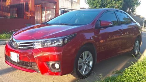 Toyota Corolla 1.8 XEi usado (2015) color Rojo precio $1.600.000